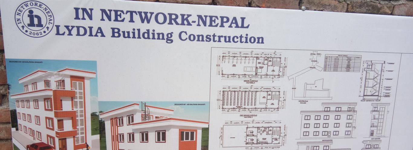 Lydia Building Construction Project « International Needs